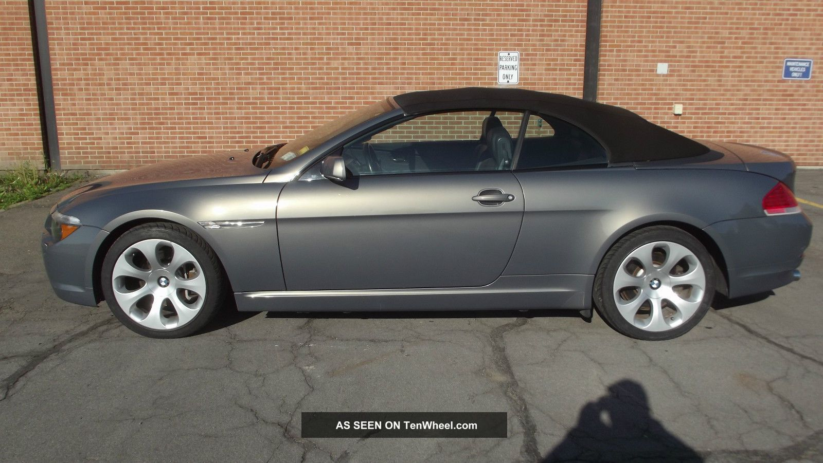 2005 Bmw 645ci 645 Ci Convertible Financing Available 6-Series photo