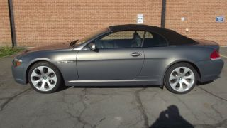 2005 Bmw 645ci 645 Ci Convertible Financing Available photo