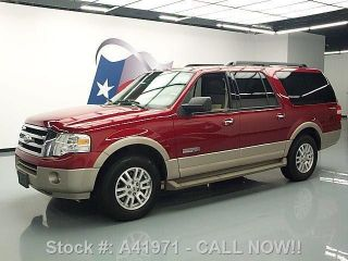 2007 Ford Expedition Eddie Bauer El Dvd Texas Direct Auto photo