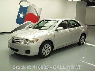 2011 Toyota Camry Le Auto Cd Audio Cruise Control 8k Mi Texas Direct Auto photo