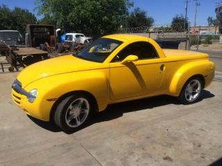 2003 Chevrolet Ssr photo