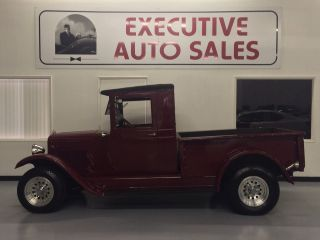 1928 Chevrolet Pick Up,  3 Speed Manual,  Powerwindows,  350ci With Auto Water Pump photo