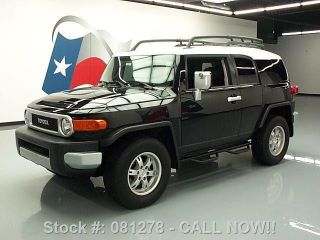 2007 Toyota Fj Cruiser 4x4 Automatic Side Steps 66k Mi Texas Direct Auto photo