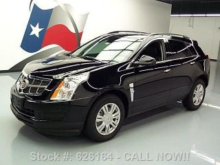 2012 Cadillac Srx Blk On Blk Alloy Wheels 49k Texas Direct Auto photo