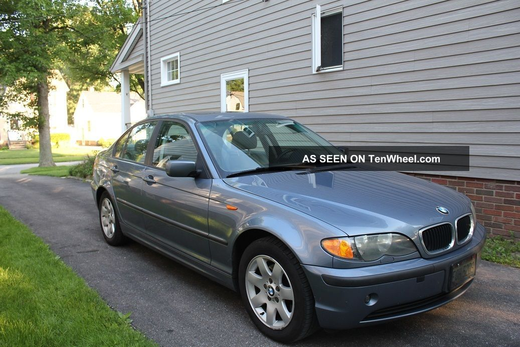 2002 bmw 325i base sedan 4 door 2 5l. Black Bedroom Furniture Sets. Home Design Ideas