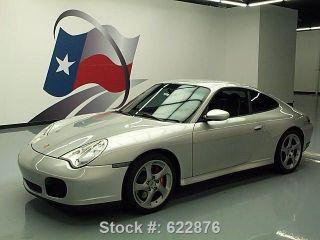 2002 Porsche 911 Carrera 4s Tiptronic Awd 51k Texas Direct Auto photo