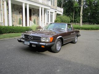 1980 Mercedes 450 Sl photo