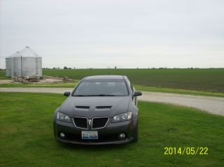 2008 Pontiac G8 Gt Sedan 4 - Door 6.  0l photo