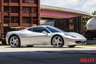 2010 Ferrari 458 Italia photo