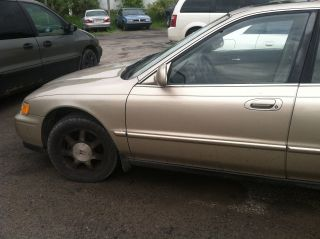 1995 Honda Accord Ex 4 Door Title In Hand photo