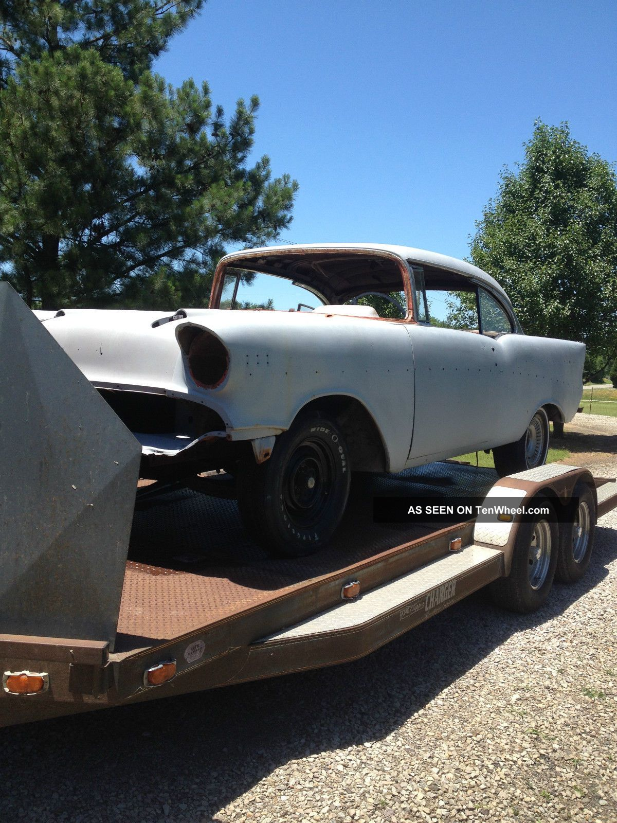 1957 Chevy Belair Bel Air/150/210 photo
