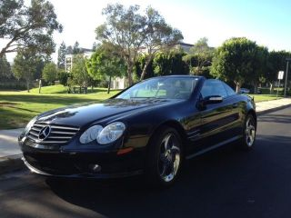 2005 Mercedes - Benz Sl500 Convertible,  Pristine,  Immaculate photo