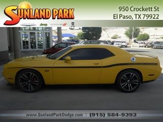 2012 Dodge Challenger Srt8 Coupe 2 - Door 6.  4l photo