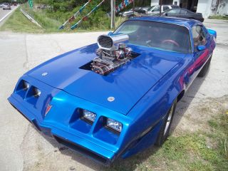 1979 Trans Am - Ground Up Custom Biult Street Machine - Blown photo