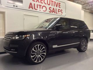 2014 Range Rover Sc Autobiography,  Executive Seating,  22