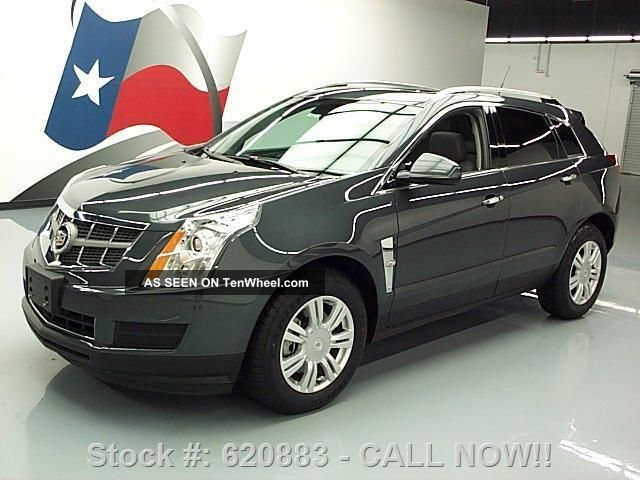 2011 Cadillac Srx Luxury Pano Only 27k Texas Direct Auto SRX photo
