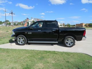 2013 Ram 1500 Lonestar Slt Crew Cab Pickup 4 - Door 5.  7l - Fully Loaded photo