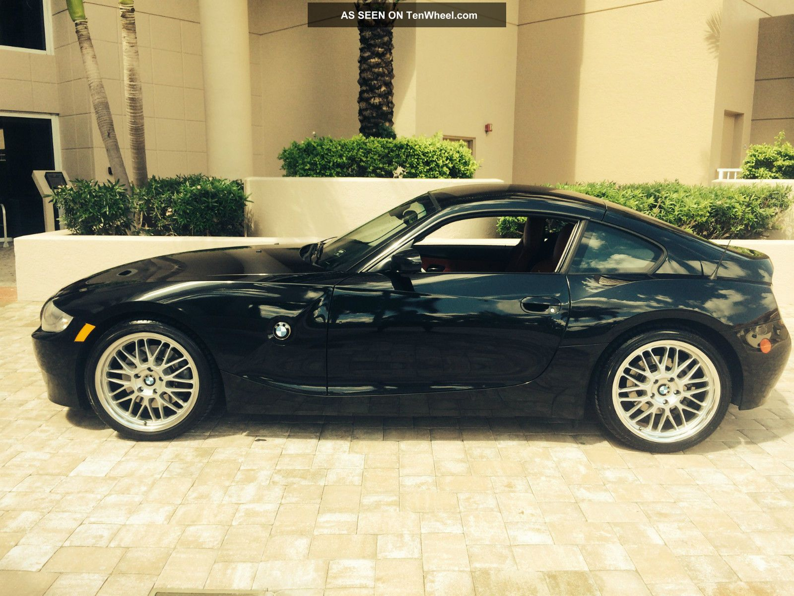 2006 bmw z4 coupe 3 0si coupe 2 door 3 0l w sports package final listing. Black Bedroom Furniture Sets. Home Design Ideas