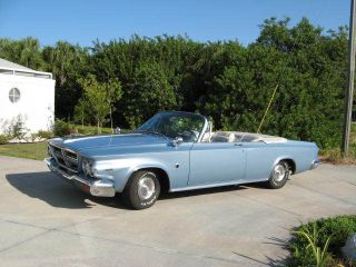 1964 Chrysler 300k Convertible photo