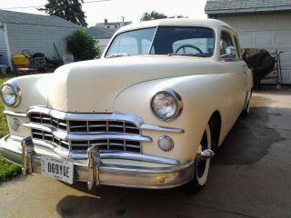 1949 Dodge Coronet Rat Rod Kustom Lead Sled Project Mild Custom photo