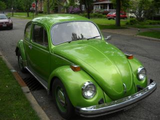 1976 Vw Beetle photo