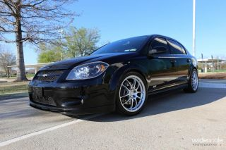 2009 Chevrolet Cobalt Ss Sedan photo