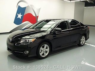 2012 Toyota Camry Se Paddle Shift 28k Mi Texas Direct Auto photo