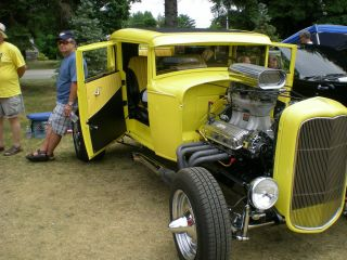 1931 Ford Five Window Coupe.  Awesome Ride / photo