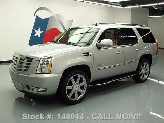 2012 Cadillac Escalade Awd Lux Dvd 22 ' S 19k Texas Direct Auto photo