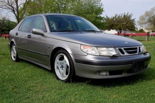 . .  2001 Saab 9 5 Aero 4 Dr.  2.  3 L Turbo, , ,  Cd photo