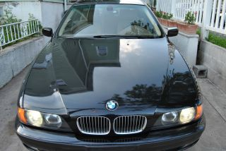 2000 Bmw 528i M - Sport Package Sedan 4 - Door 2.  8l photo