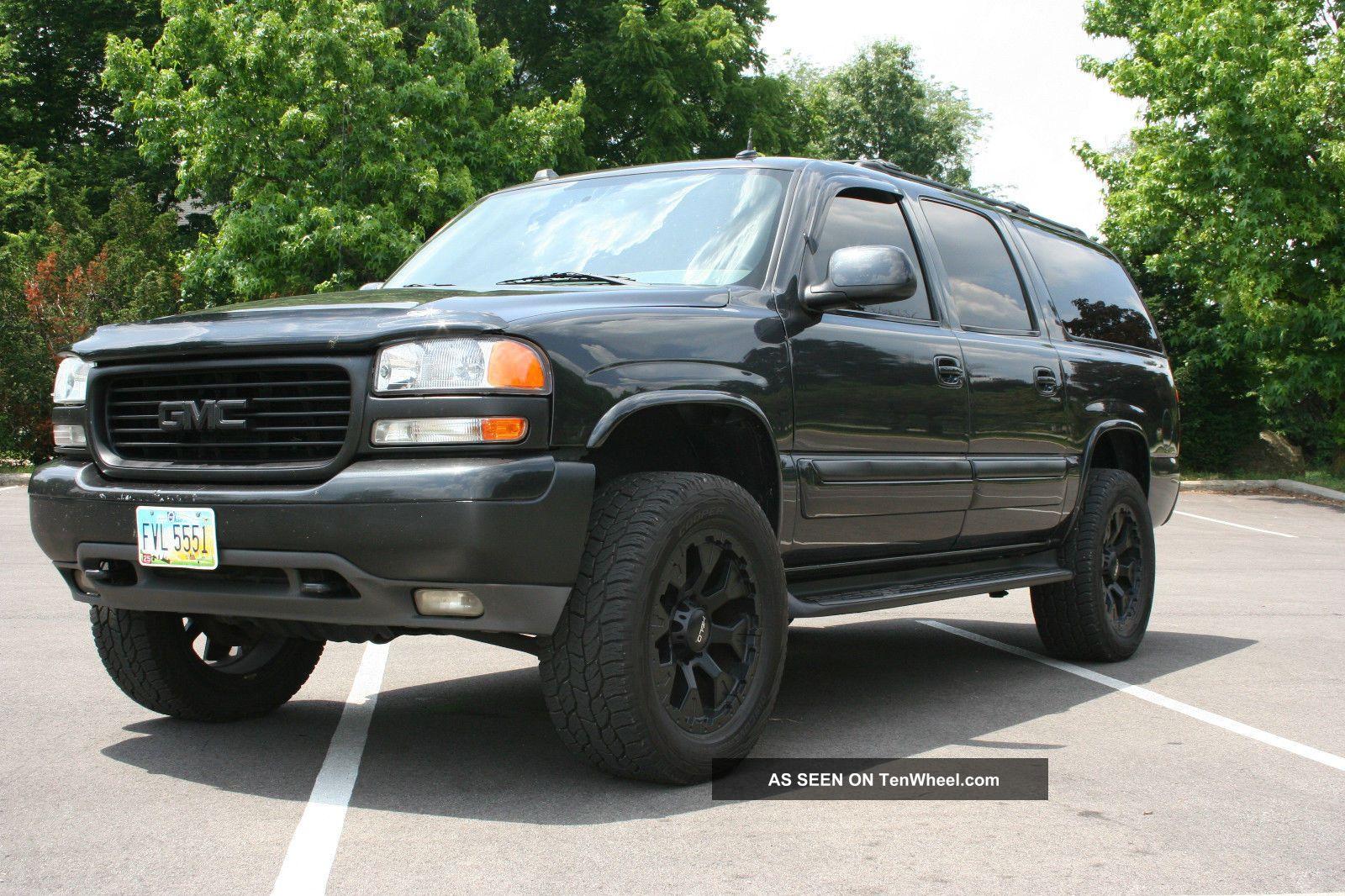 2004 Gmc Yukon Xl K2500 Slt 6 0l