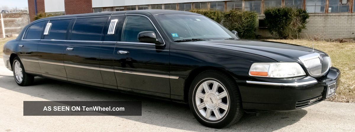 2006 Lincoln 8 Passenger Limo (100 Inch Krystal) Other photo