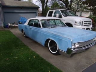 1966 Lincoln Continental Base 7.  6l photo