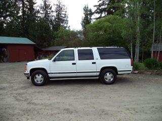 1996 Gmc Suburban Sle Sierra 4wd 1500,  Rust,  Very, , photo