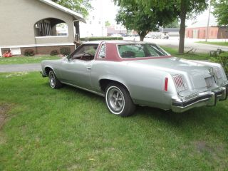 1975 Pontiac Grand Prix Lj Coupe 2 - Door 6.  6l For 40 Years photo