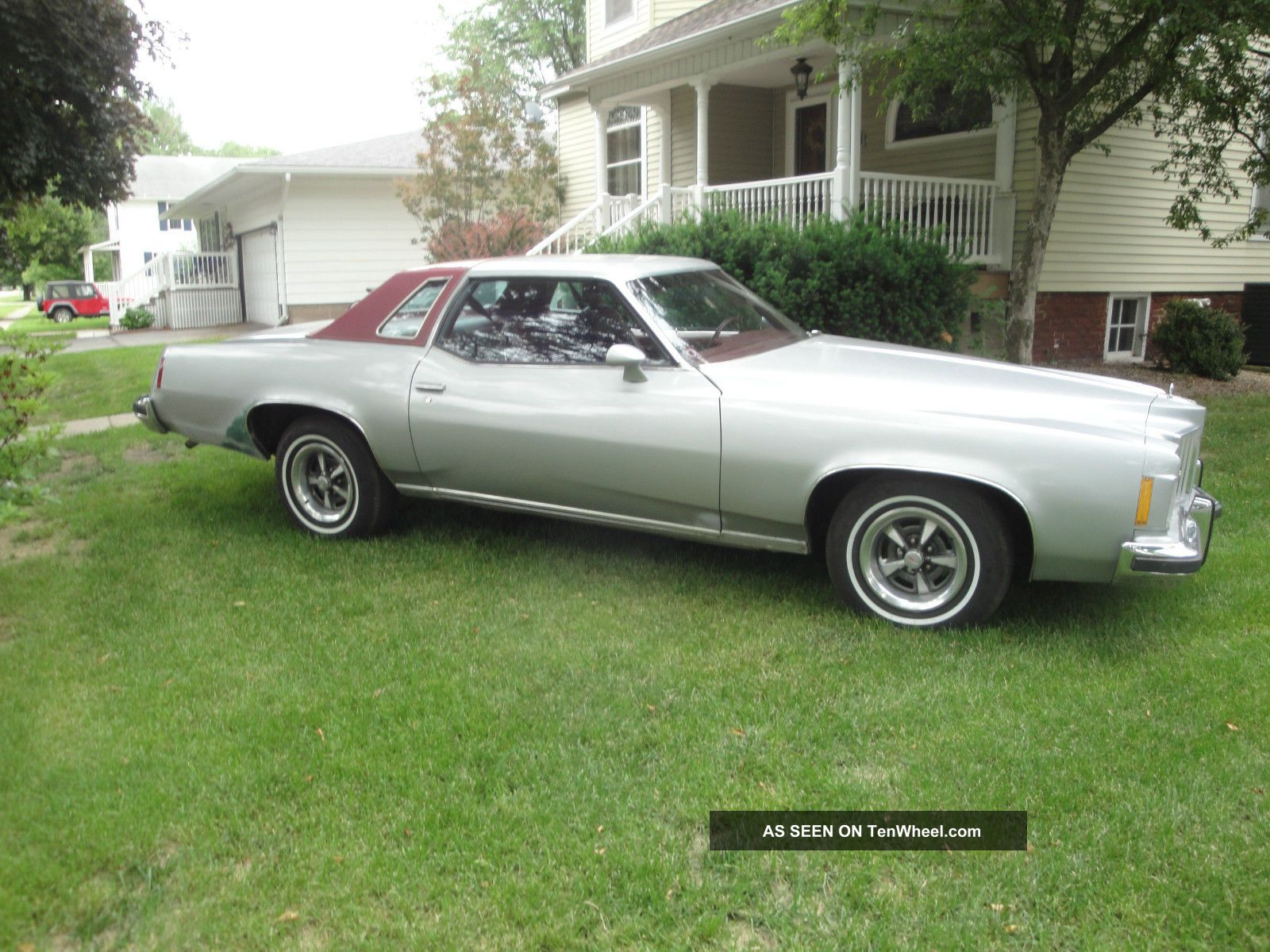 1974 Pontiac Grand Prix Craigslist Autos Post