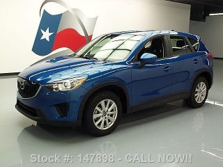 2013 Mazda Cx - 5 Sport Skyactiv Technology Alloys 37k Mi Texas Direct Auto photo