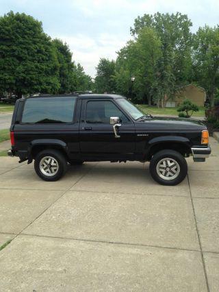 1989 Ford Bronco Ii 4x4 Eddie Bauer photo