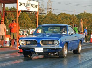 1968 Plymouth Barracuda Formula S Tribute / Pro - Touring Hot Rod photo