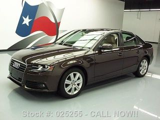 2011 Audi A4 Premium Turbocharged 22k Texas Direct Auto photo