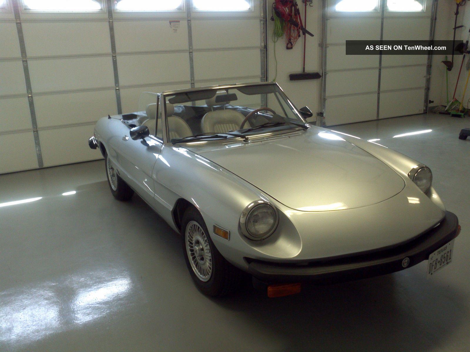 1978 Alfa Romeo Pininfarini Other Makes photo