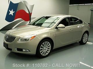 2011 Buick Regal Cxl Turbocharged 27k Mi Texas Direct Auto photo