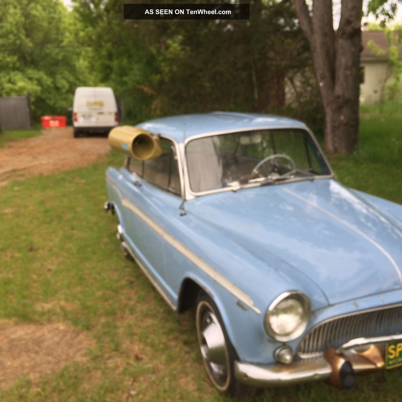 1960 Simca Aronde Base 1.  3l Other Makes photo