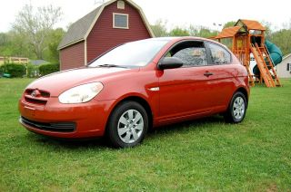 Very,  Great Running 2008 Hyundai Accent 2dr. . ,  1.  6 L,  Auto Trans photo