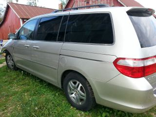 2006 Honda Odyssey Ex Mini Passenger Van 4 - Door 3.  5l Repairable photo