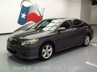 2011 Toyota Camry Se Auto Ground Effects 37k Mi Texas Direct Auto photo