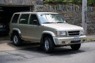 1999 Isuzu Trooper Tod Low - Mileage Incredible Condition photo