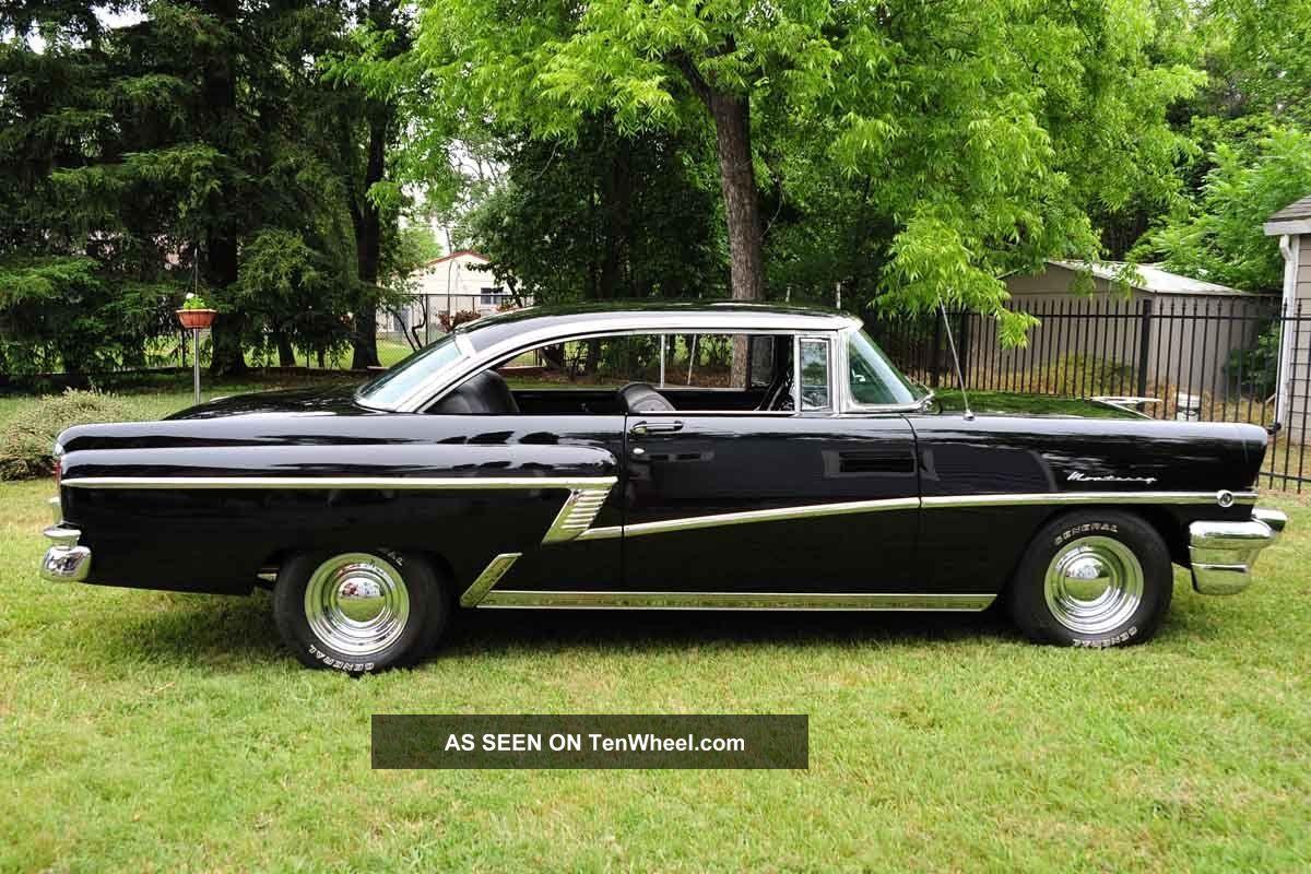 1956 Mercury Monterey Resto Mod 351 Aod Ford Ps Pdb Power Seat No Rust Wiring Diagram