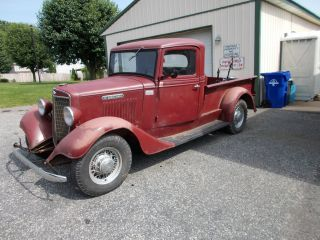 1936 International 1 / 2 Ton Pickup photo